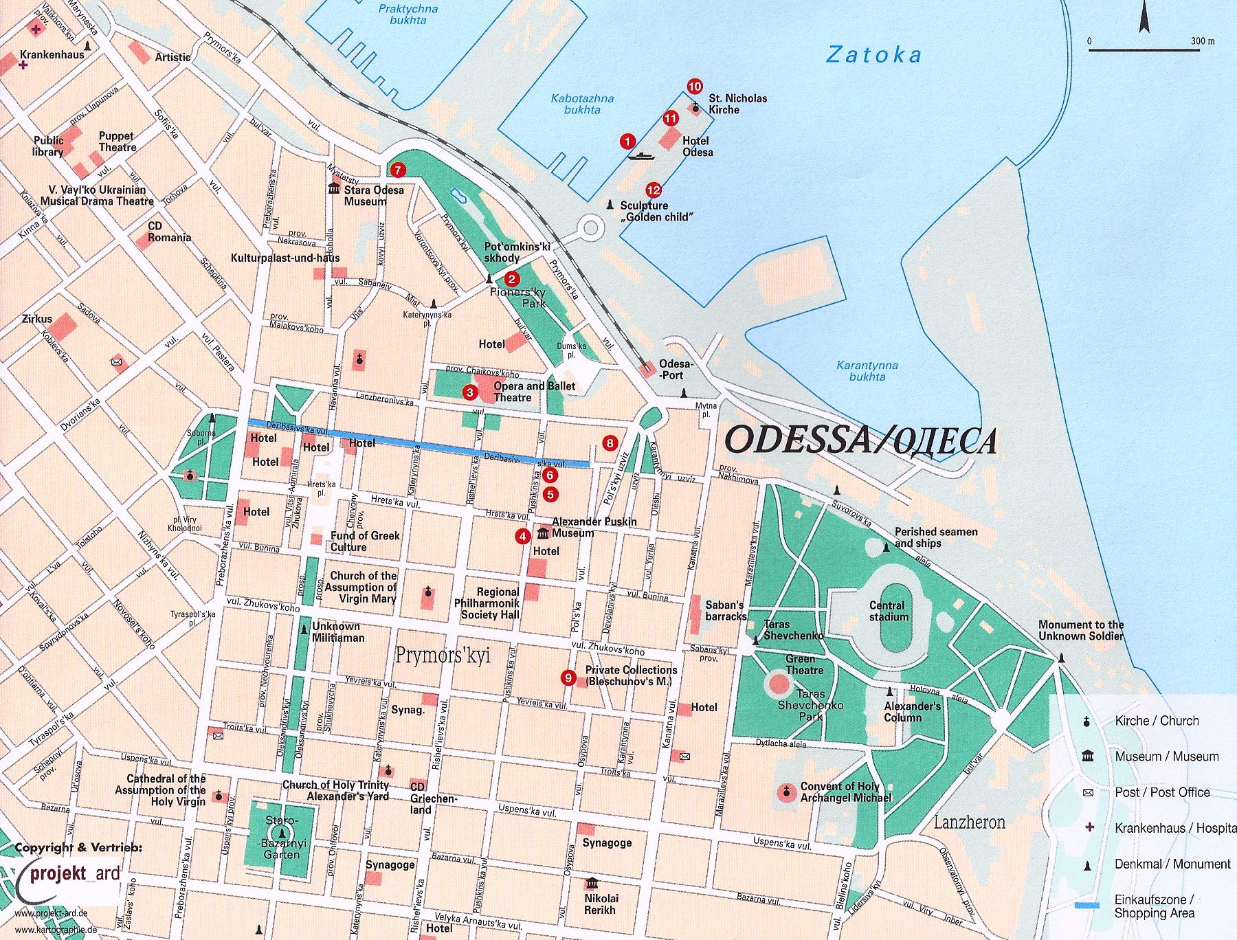 Beautiful Odessa the Pearl of The Black Sea Ukraine Travels