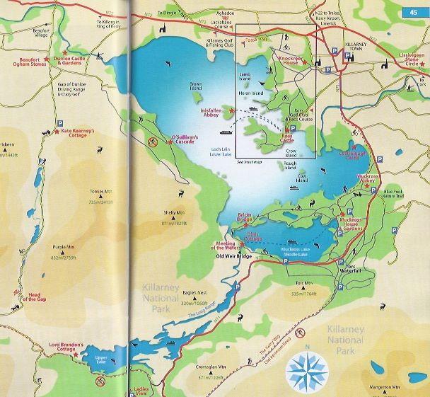 killarney national park canada