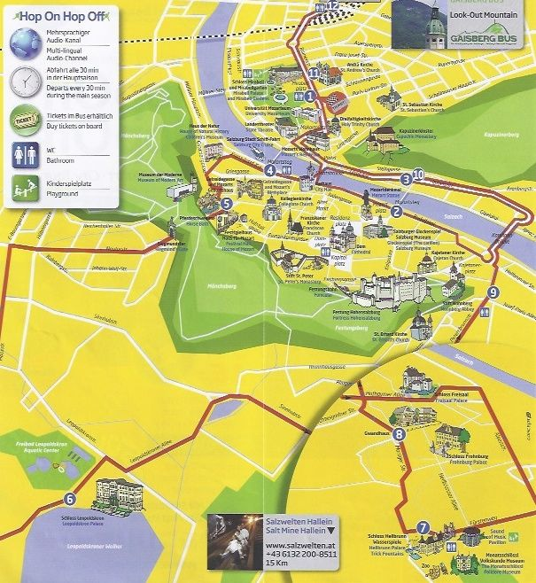 tourist map download