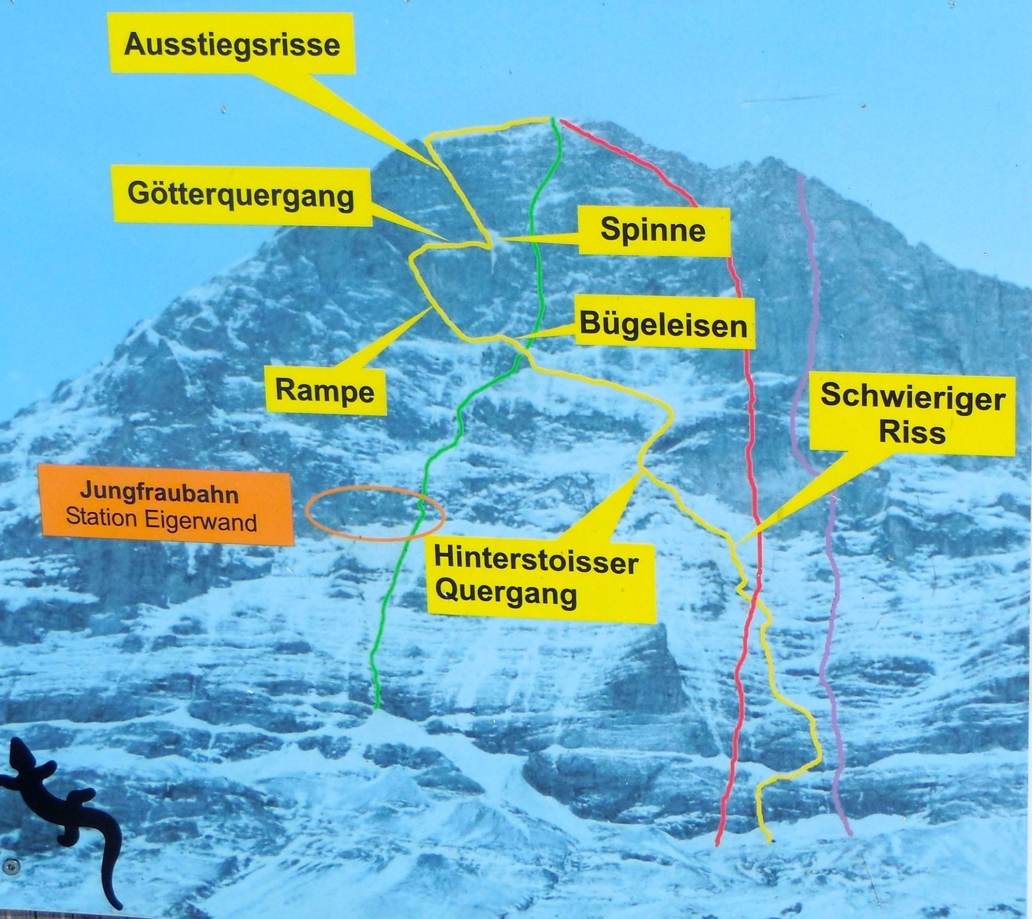 Winter Walking Paths in the Jungfrau Region of Switzerland Travels