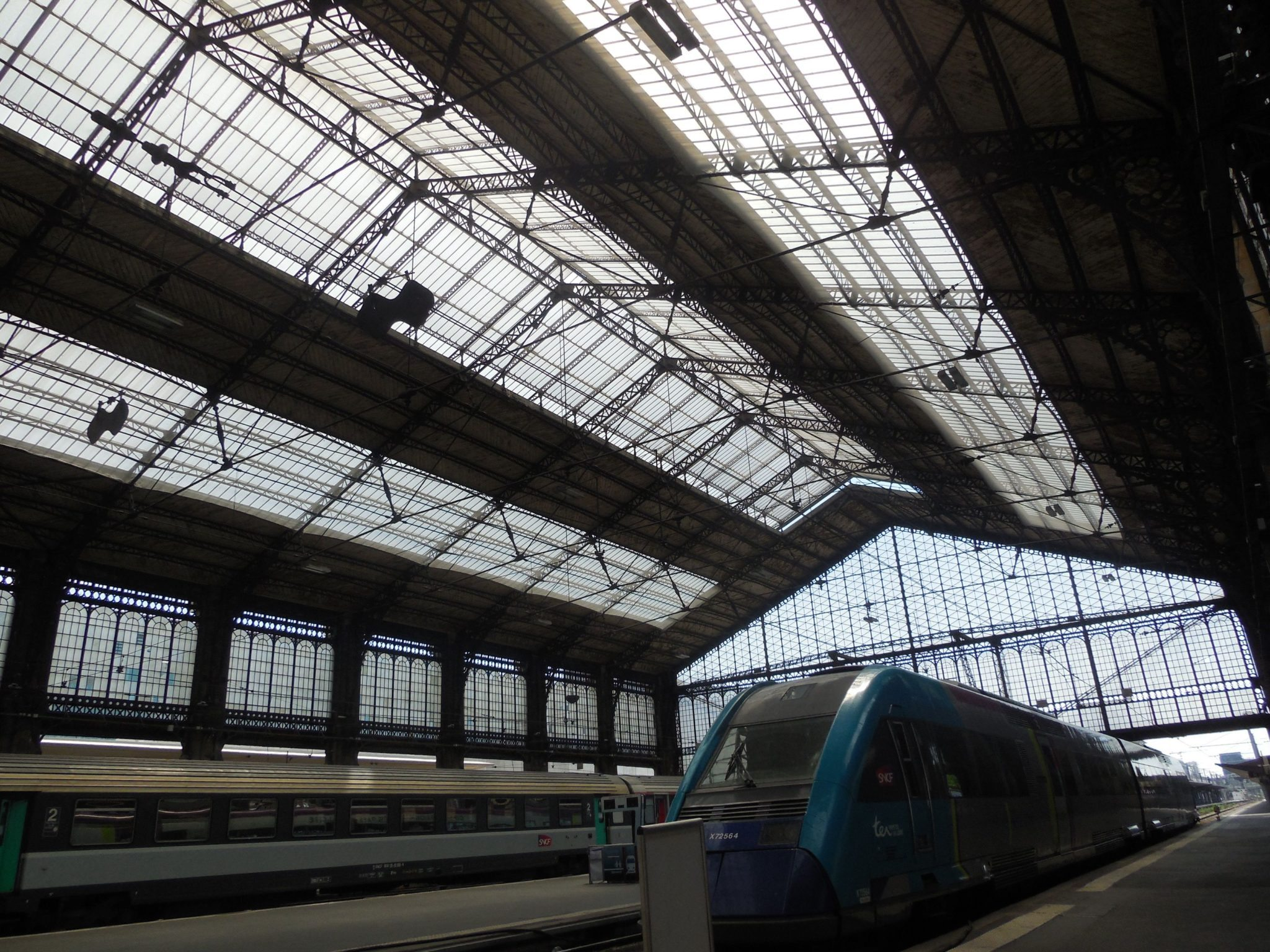 A nightmare train from paris gare austerlitz to cahors for Train tours paris austerlitz