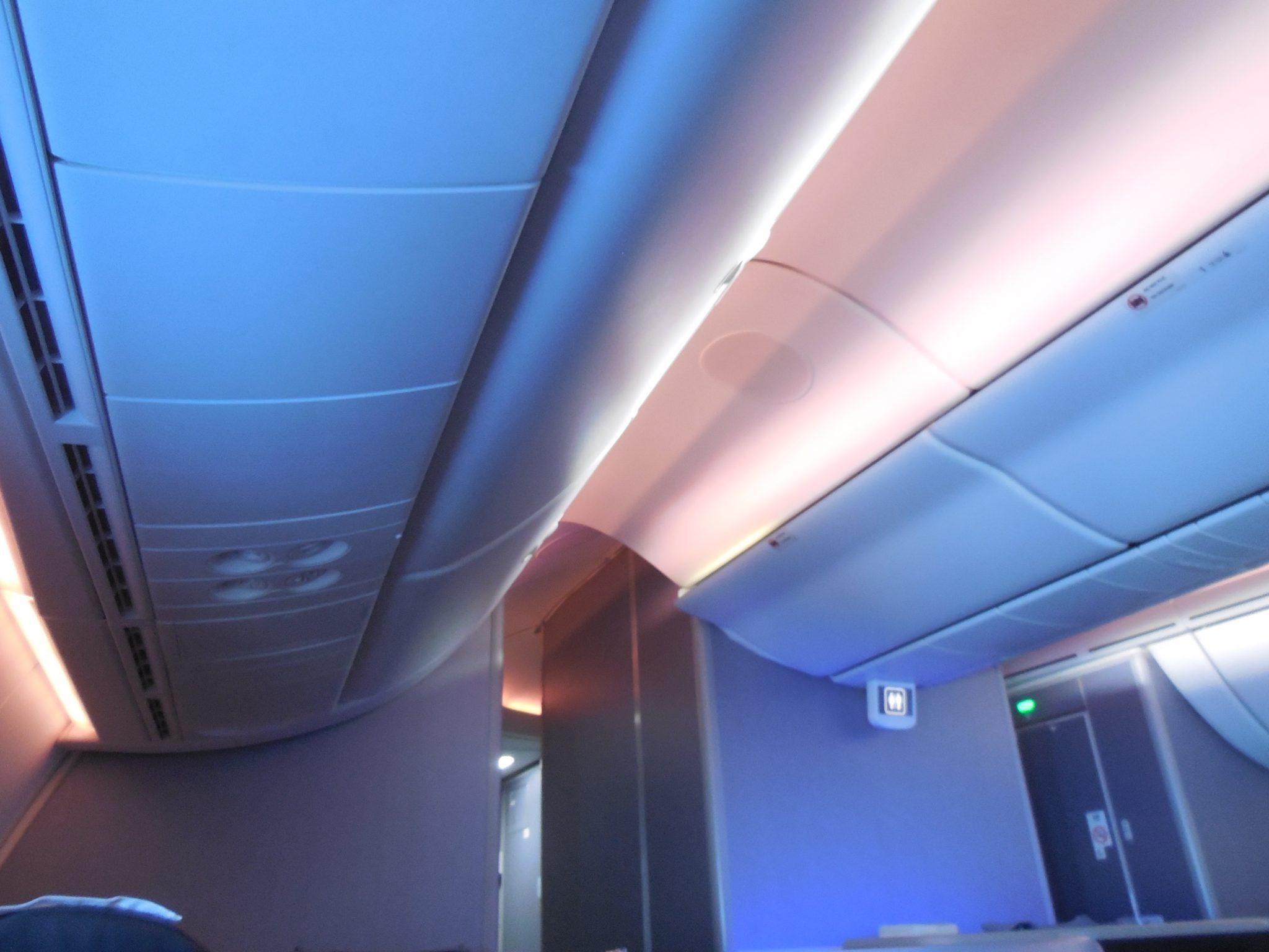United Airlines 787 8 Dream Of A Dreamliner Osaka San