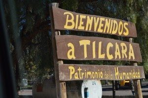 Welcome to Tilcara, Argentina