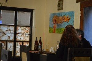 Tilcara restaurant, Argentina