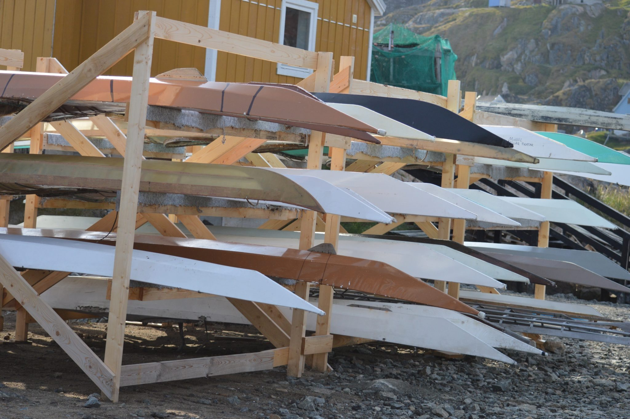 ^ hampionship Kayaker in Sisimiut, West Greenland - ravels With ...
