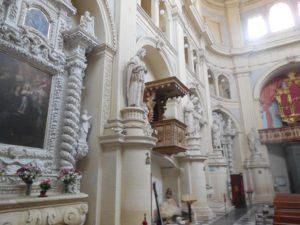 Church of Saint Matteo, Lecce, Italy