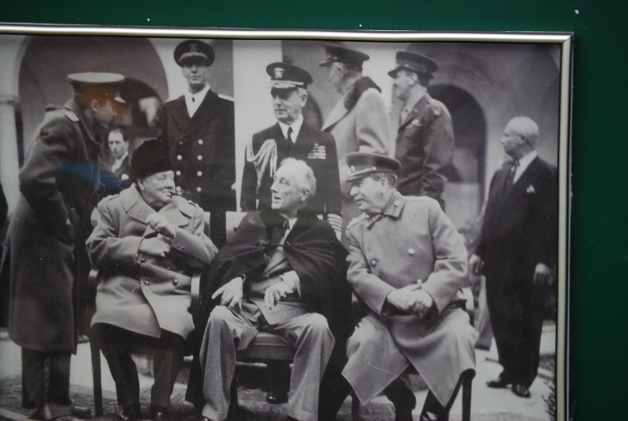 Livadia Palace The Yalta Conference In 1945 Travels With Sheila