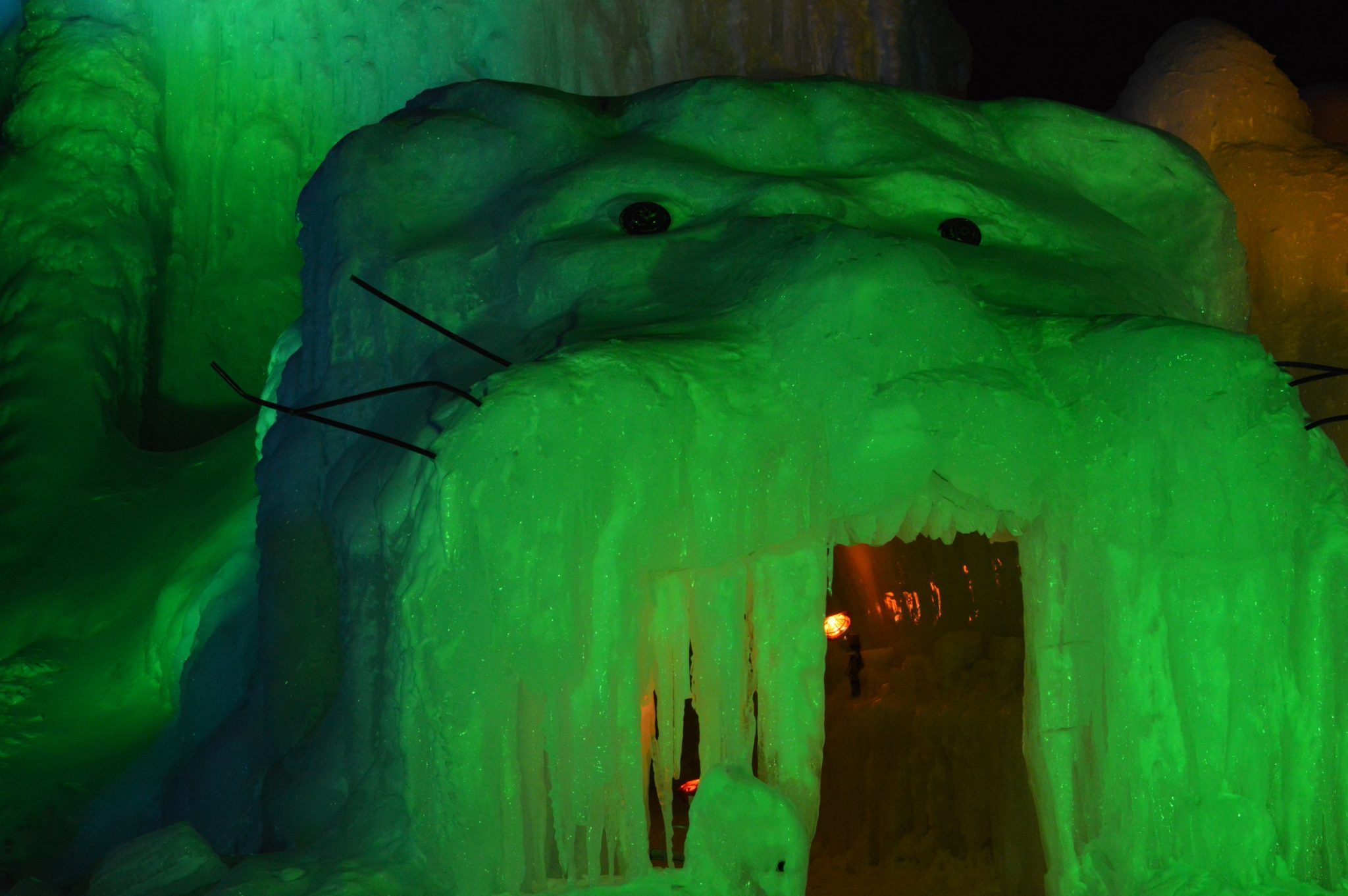 Sights And Sounds From Norway S Annual Ice Festival Mashable You