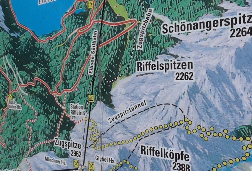 The Famous Zugspitze is Germanys Highest Mountain Travels With Sheila